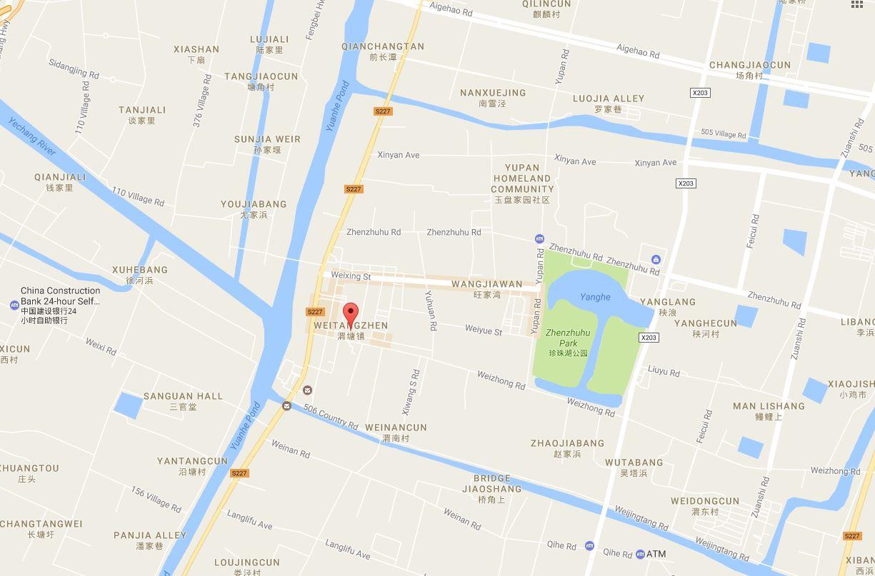 2017-05-30 21_36_45-Weitangzhen - Google Maps